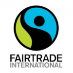 Fairtrade certified bananas.