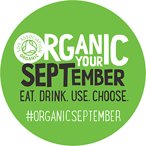 organic September campaign