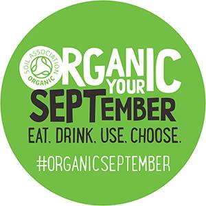 organic September campaign