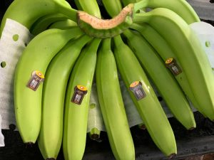 Coliman Export Mexican Bananas into China